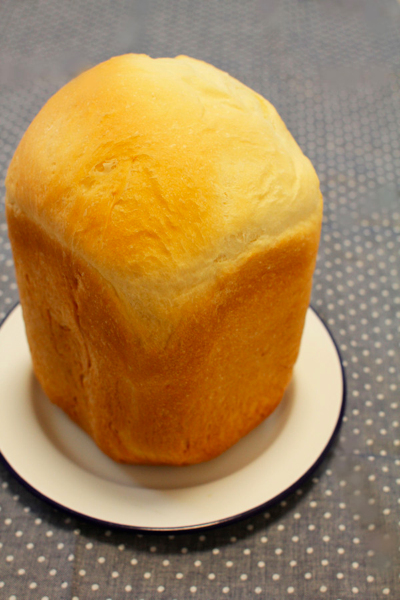 ホームベーカリーで手作りパン